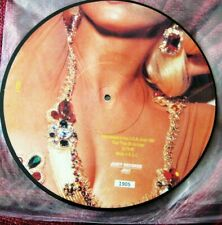 PRI MADONNA SEX BOOK NUMBERED JEWEL OUTFIT INTERVIEW VINYL PICTURE DISC PROMO LP