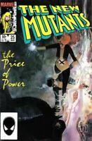 New Mutants 25 First Legion Appearance Claremont Bill Sienkiewicz TV Series NM