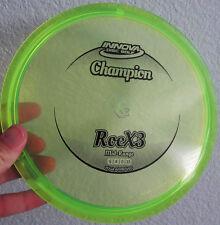 Rocx3 - Stock Run - Champion - Innova- 173g - Yellowish Green Plus Black + Bonus