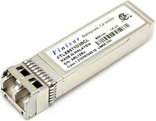 Finisar SFP 10Gb/s 850nm Transceiver Module SFP+ FTLX8571D3BCL