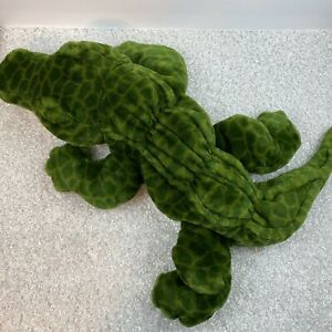 "Animal Alley Plush Stuffed Crocodile Gator 33"" Long Toys 'R Us 2000 Commonwealth"