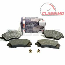 all models excl 1.7CTDi 2000-06 Ferodo Front Brake Pads for VAUXHALL CORSA C