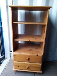 solid Pine small bookshelf
