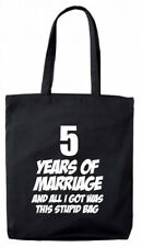 5 Years Marriage Gift Bag, 5th Wedding Anniversary gifts presents for her wife