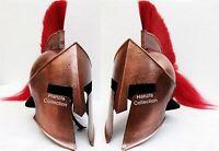 300 King Leonidas Greek Spartan Helmet Medieval Warrior Armour Roman Helmet