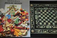 LES PLUS BEAUX JEUX DU MONDE  R.C. BELL   Ed. Fernand NATHAN / Ref A9