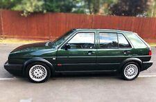 *RARE* 1990 VW GOLF MK2 GTI 8V OAK GREEN