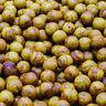 Carp fishing boilies Garlic sausage 15mm 100g bag session pack