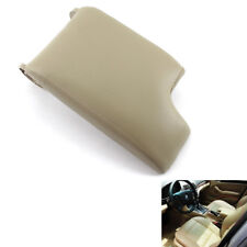 Leather Armrest Center Console Lid Storage Box Cover for BMW E46 98-06 Beige US
