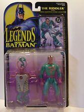 DC Legends of Batman The Riddler Kenner 1995 MOC