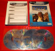 MYST III 3 EXILE Pc Versione Italiana ○○ COMPLETO - D9