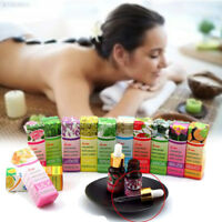 Aromatherapy Essential Oil 10ml 12 Kinds of Flowers For Aroma Humidifier Women