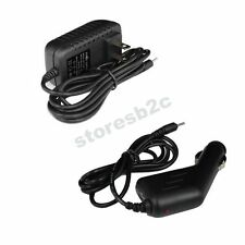 C083 NEW Wall Charger Power Adapter+Car Charger/Cord For MOTOROLA XOOM Tablet