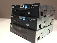 3x HP StorageWorks DAT72 Internal SCSI Tape Drives