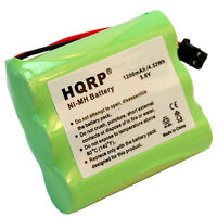 Hqrp Batterie Téléphone sans Fil pour Panasonic KX-TC1460B KX-TC1460W KX-TC1461B