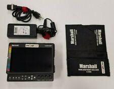 "MARSHALL ELECTRONICS V-LCD70XP-HDMIPT 7"" HIGH RES MONITOR WITH HDMI LOOP-THRU"