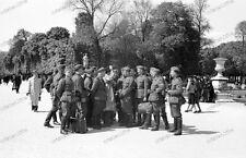 Paris -Île-de-France-1940-wehrmacht-34.ID-infanterie-Division-san.abtl.-58