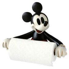 Walt Disney World Direct Home MICKEY MOUSE Figure Paper Towel Holder Rack NEW