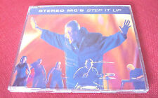 Stereo MC's - Step It up CD single, BRCD 266 864 719-2,Fourth and Broadway, 1992