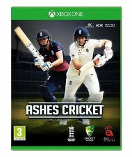 Ashes Cricket Xbox One Brand New Factory Sealed