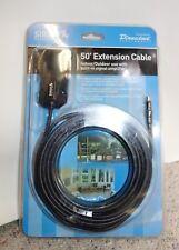 Sirius Satellite Radio 50' Antenna Extension Cable