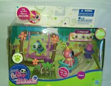 Littlest Pet Shop Walkables Walking Butterfly Themed Pack