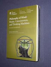 Teaching Co Great Courses  CDs          PHILOSOPHY OF MIND        newest release