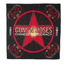 Guns N Roses Chinese Democracy Bandana New Official Axl Rose Slash Band