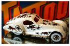 1993 Hot Wheels Tattoo Machines Spiderider Talbot Lago