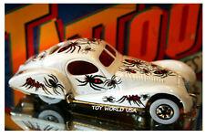 1993 Hot Wheels Tattoo Machines Spiderider Peugot