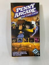 Penny Arcade the Card Board Game -Complete, VGC- FFG