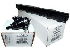 AEM High Volume Fuel Rail + Adj Pressure Regulator for 00-05 S2000 F20C1 F22C1