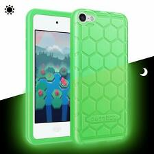 For iPod Touch 7th 6th 5th Shockproof Soft Protective Cover Case Kids Friendly