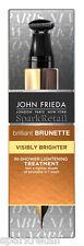 John Frieda Brunette VISIBLY BRIGHTER In Shower Lightening Treatment 34ml
