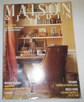 Maison & Jardin French Magazine Le Nouvel Appartement #317 October 1985 101414R1