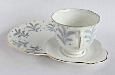Vintage Queen Anne Fernlea Cup, Saucer, Plate Combination.