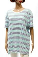 Country Road Short Sleeve Regular Striped T-Shirts for Women