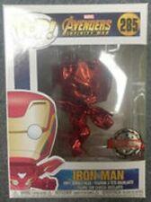 Figurines Marvel Legends avec iron man