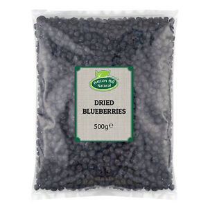 Dried Blueberries 500g - Free UK Delivery