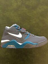 Nike Air Force 180 Charles Barkley Max Dark Grey Green Pink SZ 10.5 (310095-016)