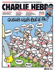 Charlie hebdo 1136 Quelle ville pour le FN ?