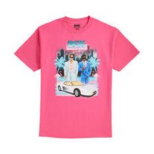 DGK Tee VIBES Pink (Miami Vice) Dirty Ghetto Kids Skateboard T-Shirt