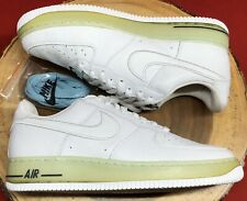 2005 Nike Air Force 1 Low Ice Cube Pack White Obsidian Blue Black Sz 11