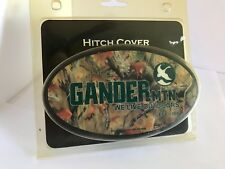 Gander MTN Trailer Hitch Cover Plug  Truck Tow We love Outdoors Camo Goose