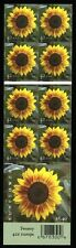 USA SC# 4347a SUNFLOWER 42c.BOOKLET OF 20 S.A. STAMPS PL# P1111 - MNH