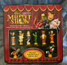 The Muppet Show Deluxe Collectors Chess Set King Kermit Queen Piggy & More