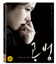 "KOREAN MOVIE DRAMA""Blood and Ties""Blu-ray ENG REGION A"