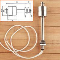 Interrupteur à flotteur de capteur de niveau d'eau liquide de réservoir vertical