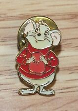 Genuine Disney The Rescuers - Bernard Standing with Hat Enamel Collectible Pin