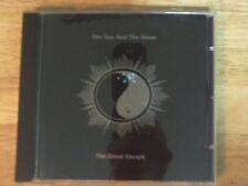 The Sun & The Moon–The Great Escape/Glass Pyramid–EMC3CD: Ultra rare in NM COND!